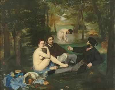 Luncheon on the Grass (Manet)