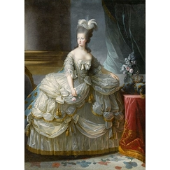 Marie-Antoinette of Lorraine-Habsbourg, Archduchess of Austria, Queen of France (1755-1795)