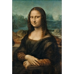 La Joconde, portrait de Monna Lisa