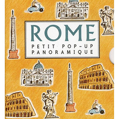 Petit pop-up panoramique - Rome