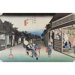 Goyû: Women Soliciting Travelers