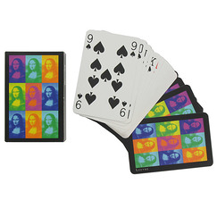 "Jeu de 54 cartes ""Mona Pop"""