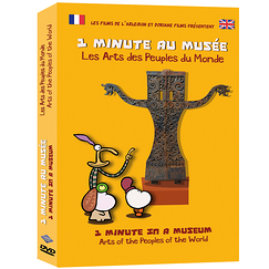 1 Minute in a museum - Arts of the people of the world Dvd