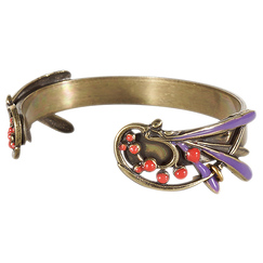 Rigid Prunelle Bangle