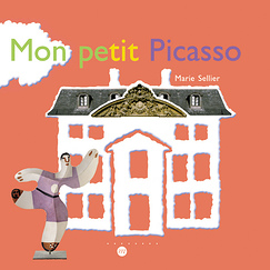 My Little Picasso Museum Picture Book