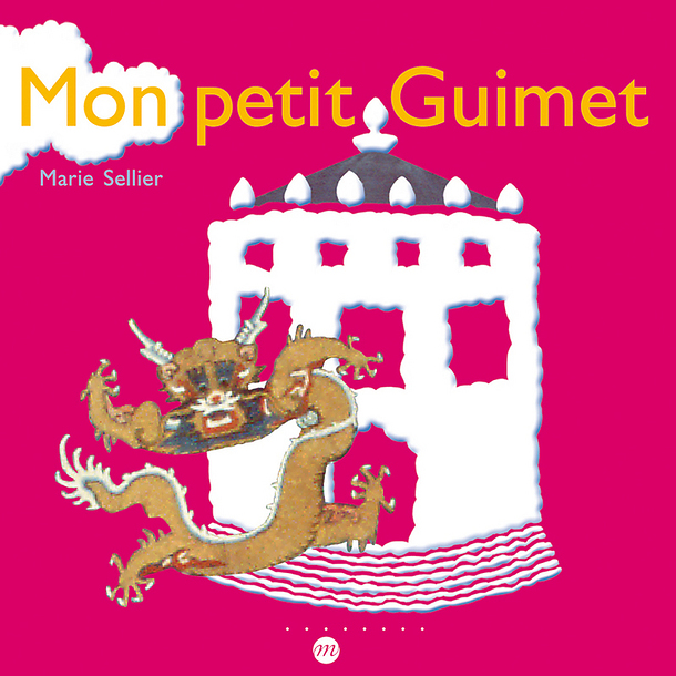 My Little Guimet Museum Picture Book