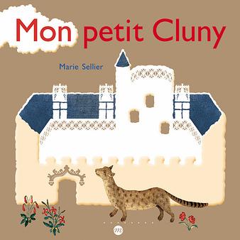 Album Mon petit Cluny - Anglais