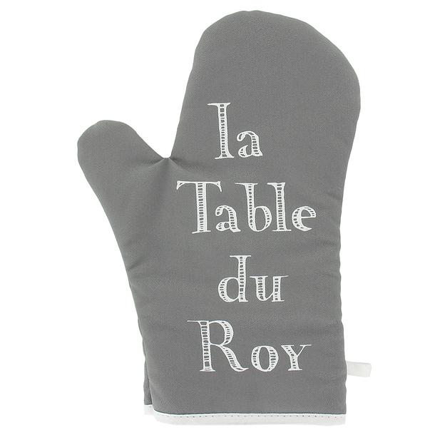 Oven Mitt La Table Du Roy Boutiques De Musees