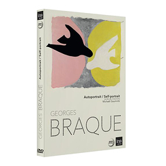 Georges Braque, a self-portrait DVD
