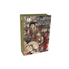 Boxset of 8 CD - Music in Europe at the time of the Renaissance