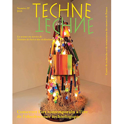Techne n° 37 - Conserver l'art contemporain à l'ère de l'obsolescence technologique