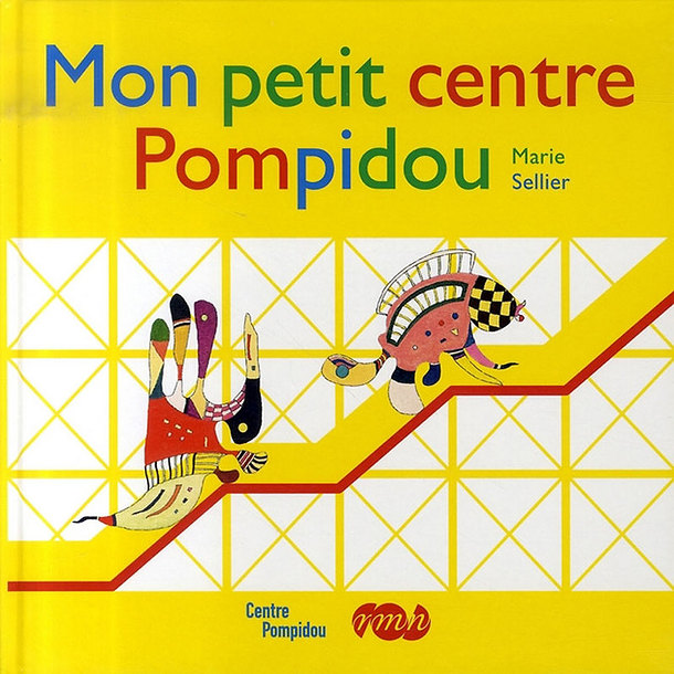 My Little Pompidou centre Picture Book