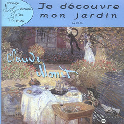 Discovering my Garden with Claude Monet