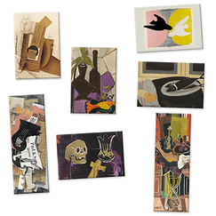 Magnets Georges Braque