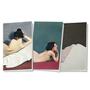"3 small notebooks ""Vallotton: Women"""