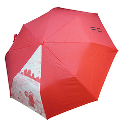 "Monet ""Poppies"" Umbrella"