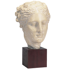 Head of the goddess Hygiea