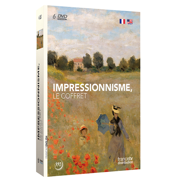 Impressionism, the box set 6 DVD
