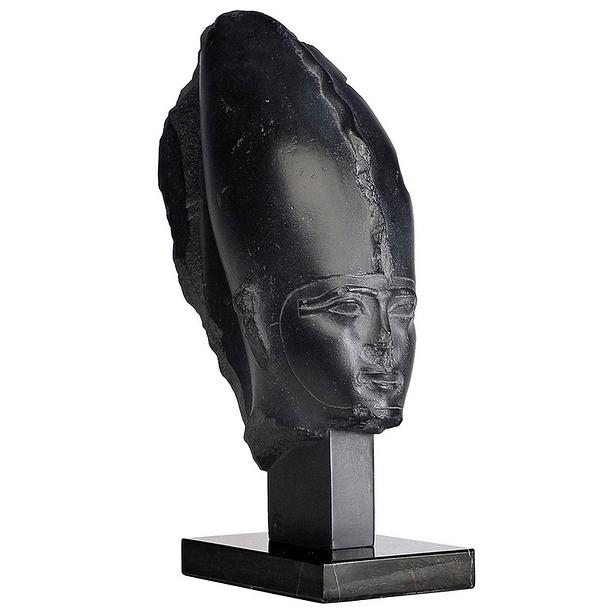 Head of the god Osiris