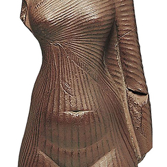Torso of Queen Nefertiti