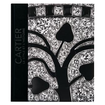 Cartier - Le style et l'histoire - Français - 9782711860586
