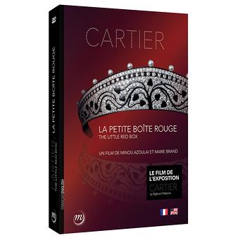 Cartier, la petite boîte rouge