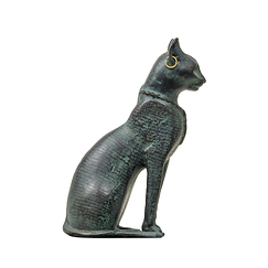 Cat of the Godness Bastet