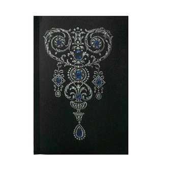 """Cahier AIMANT Devant de corsage """"CARTIER- Le Style et l'Histoire"""""""