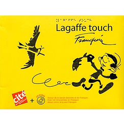 Lagaffe touch - Franquin