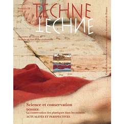 Techne n° 38 - Science et conservation
