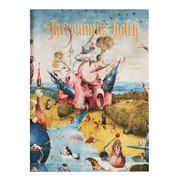 c09644a3e08 Hieronymus Bosch - Complete Works