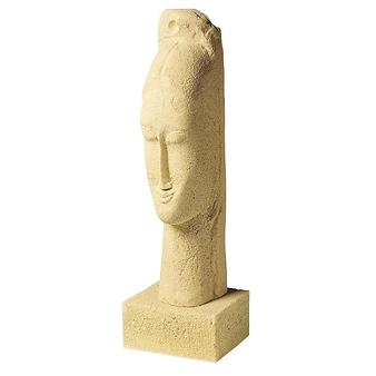 Tête de femme Modigliani