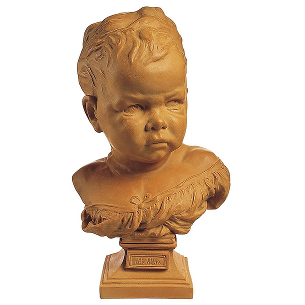 The pouting child - Carpeaux