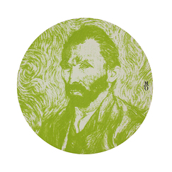 "Van Gogh ""Self-Portrait"" Mouse pad"