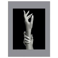 Poster Luxe 30 x 40 cm Mapplethorpe - Hands