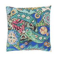 Floral cushion cover by Monsieur Lacroix