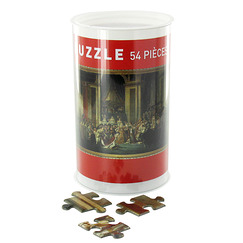 Coronation of Napoleon Jigsaw puzzle