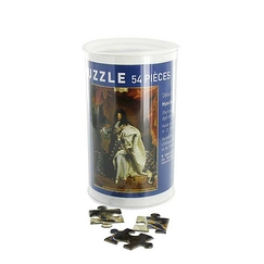 54 pieces jigsaw puzzle - Louis XIV