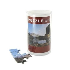 54 piece jigsaw puzzle - Lake Eychauda
