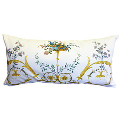 "Cushion cover ""Boudoir de la reine"""