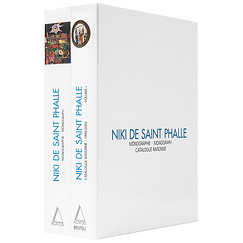 Niki de Saint Phalle - Monograph - Catalogue raisonné - 1949-2000