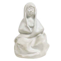 Statuette of the Virgin of Solitude