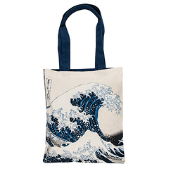 "Sac Hokusai ""Vague"""