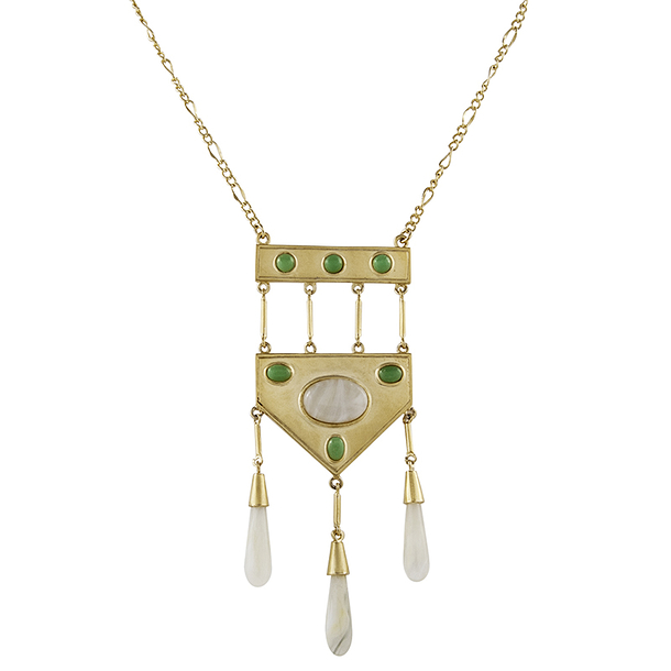 Serrurier Necklace