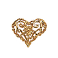 Heart Brooch by Christian Lacroix