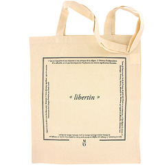 "Bag Sade ""Libertine"""