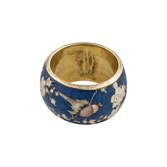 Bullfinch Hokusai Ring