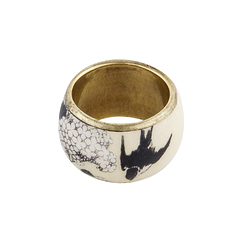 """Swallow"" Ring"