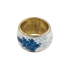 """The Great Wave"" Ring"