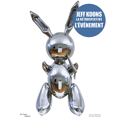 Catalogue de l'exposition Jeff Koons